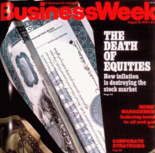 death of equities