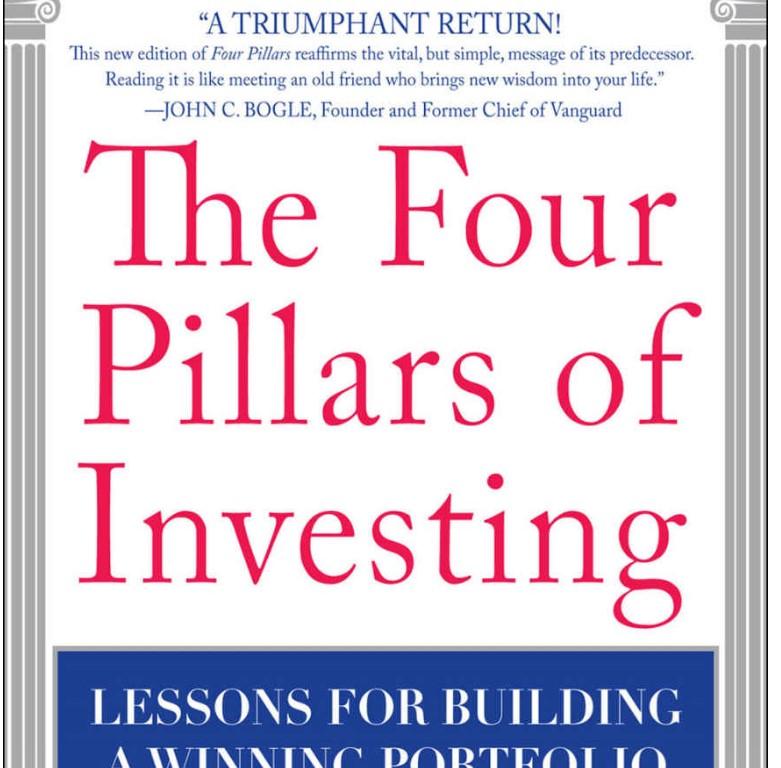 Words of Wisdom From William Bernstein - A Wealth of Common Sense